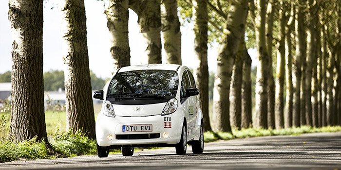 DTU Electric Vehicles