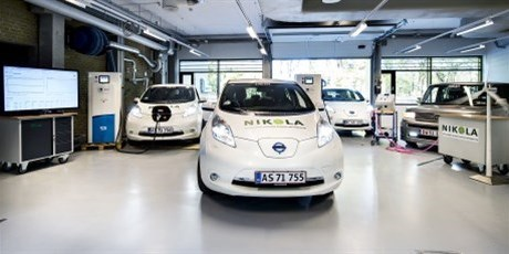 Electric Vehicle Lab - Photo: Joachim Rode