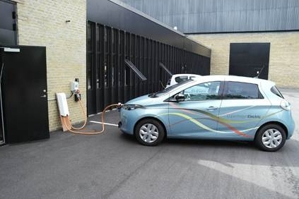 Charge your new Renault Zoe in 30 minutes (Photo: DTU Elektro)
