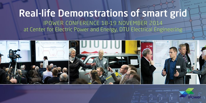 iPower conference 18.19 november 2014