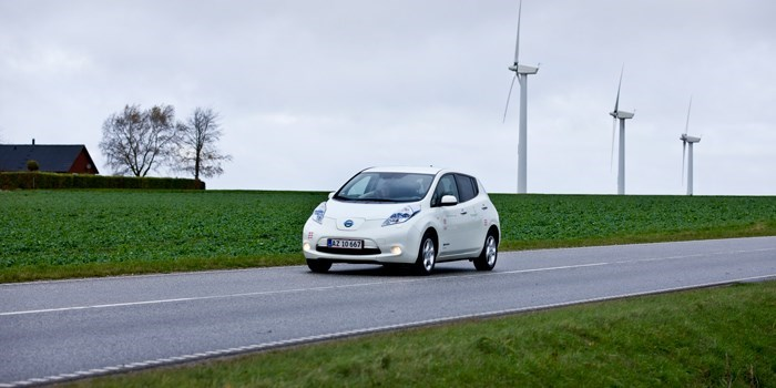 Photo:Torben Nielsen_Center for Electric Power and Energy_ EV and Windturbines